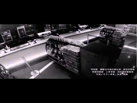 Captured Footage On CCTV Of Paranormal Activity?