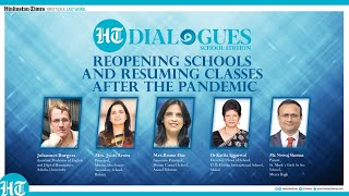 #HTSchool #HTDialogues | Reopening of schools post the pandemic.