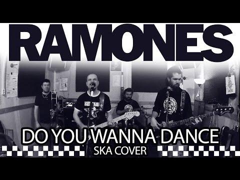 RAMONES - Do you wanna dance COVER SKA SONG by KERMAN
