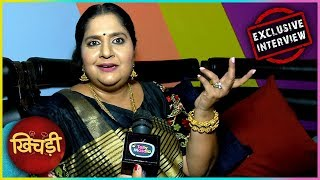 Vandana Pathak aka Jayshree Back With Khichdi 3 - Exclusive Interview