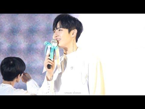 190127 김재환 - Beautiful (Part ll) & 퇴장 직캠 @2019 Wanna One Concert [Therefore]