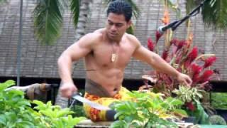 Wathen Oahu 2009 Polynesian Cultural Center