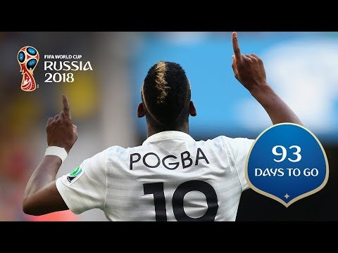 days to go: Pogba comes of age