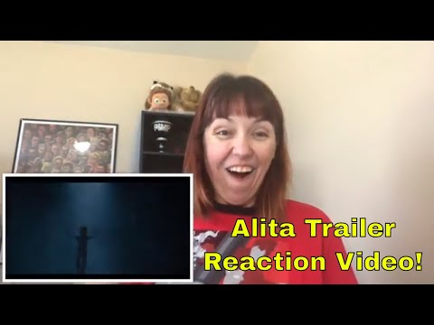 Alita: Battle Angel | Official Trailer #2 - Reaction Video! - 20th Century FOX