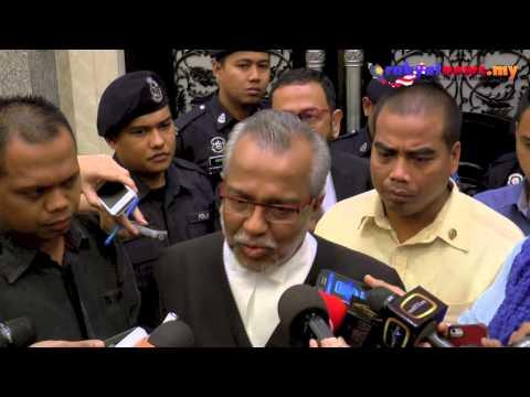 Air Mani Anwar Ibrahim Dalam Dubur Saiful