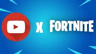 NEUE FORTNITE X YOUTUBE COLLABORATION REWARDS & WIE SIE SIE ZU TUN!!