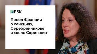 Посол Франции о санкциях, Серебренникове и «деле Скрипаля»