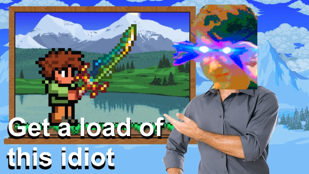 Terraria's Forgotten Weapons (aka another dumb top 5 list)