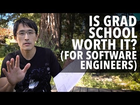 Is Grad School Worth It? (for Software Engineers)