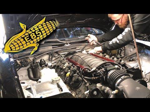 LS Miata Gets E85! Flex Fuel With Factory GM ECU!