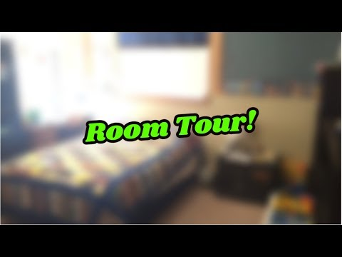 MicahNike Productions Room Tour 2019!