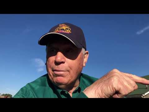 D. Wayne Lukas talks Triple Crown and Justify