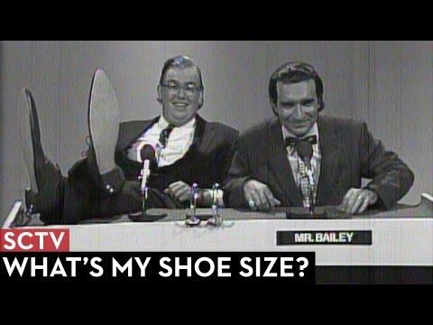 SCTV What's My Shoe Size?
