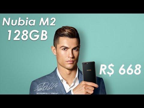 Nubia M2 128GB - Melhor Preço