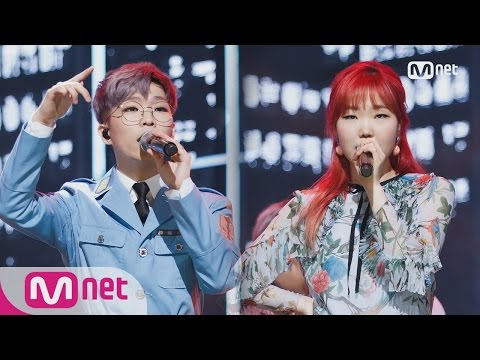 [AKMU - RE-BYE] Comeback Stage L M COUNTDOWN 160512 EP.473