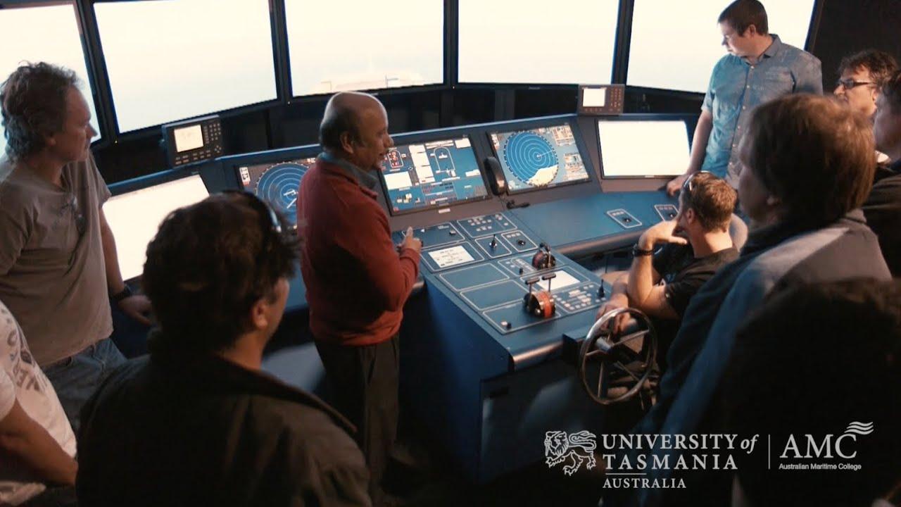 Ocean Seafaring - Australian Maritime College | University of Tasmania