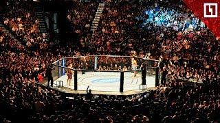 Смотреть видео Фанаты дают прогнозы на турнир UFC в Санкт-Петербурге онлайн