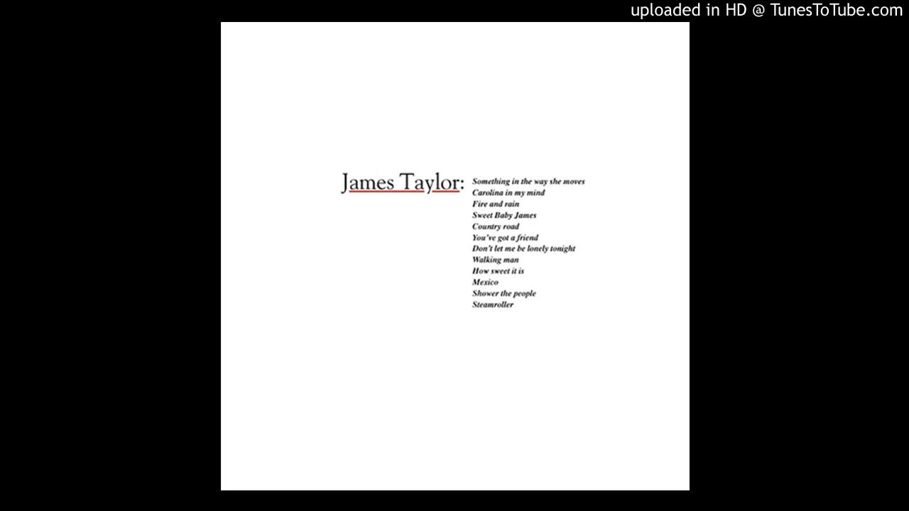 James Taylor - Steamroller [live]