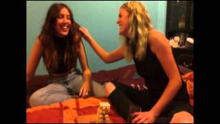 THE RUM DIARIES: Stuffing your bra, Jenga and Jennifer Lawrence