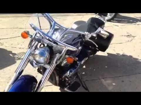 2010 Honda Interstate 1300cc U2241for sale