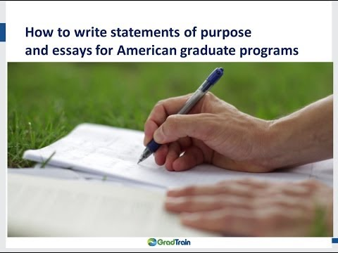 Видео Mba application essays short and long term goals
