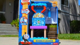 2015 Thomas Wooden Railway Bubble Loader Destination By Mattel Fisher Price