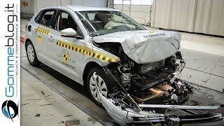 Volkswagen Polo CRASH TEST Euro Ncap 2017 | ★★★★★