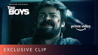 The Boys Series Epic Fight Scene | Prime Video
