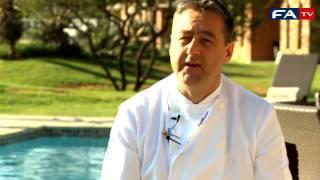 World Cup 2010 - Feeding England with Team Chef Tim De'Ath