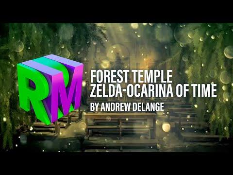 Zelda - Ocarina of Time: Forest Temple (Arr. By Andrew De Lange)