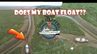 Does My Boat Float?? Assessing The Tidal Range