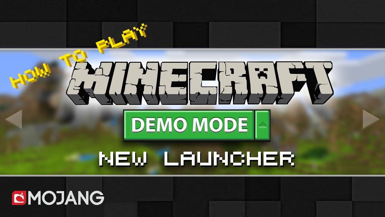 minecraft demo pc game free download