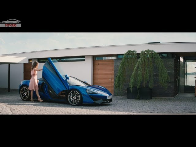 Top Cars 2018 Mclaren 570s Spider World Premiere Official Video You