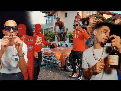 Смотреть клип Shelow Shaq, La Santa Ganga, El Jincho, Young Gatillo - Dale Dos Pata