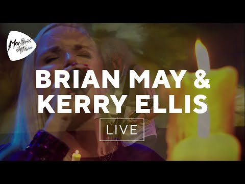 Brian May & Kerry Ellis - No One But You (The Candlelight Concerts -- Live At Montreux 2013)