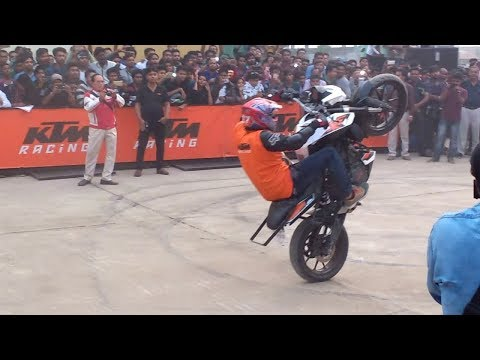 KTM BIKES STUNTS SHOW IN BUDAUN | KTM BIKES SHOW | AMAZING STUNTS | IN KTM BUDAUN ALL VIDEO