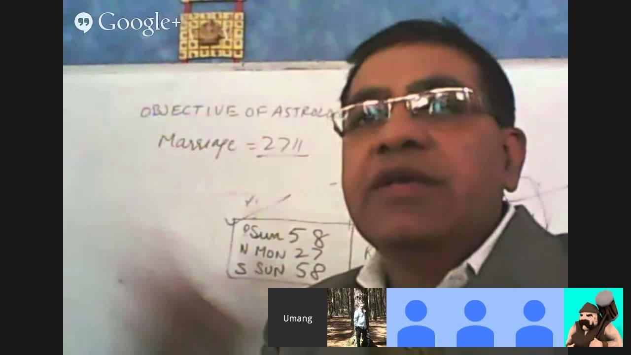 BASIC course of Astrology - Chapter 7 - Umang Taneja