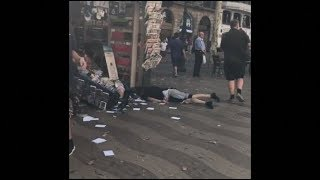Barcelona reeling after deadly attack