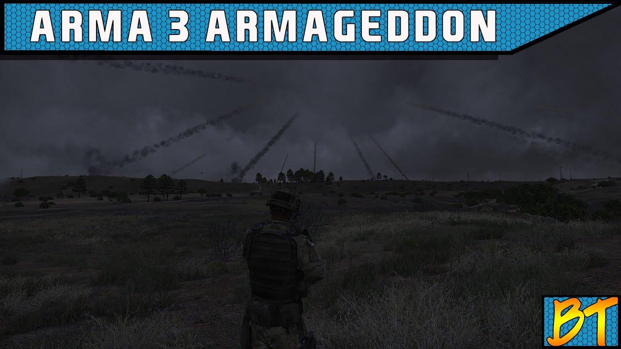 Arma 3 Armageddon Mod Herunterladen