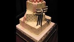 Vintage Bakery Wedding Cakes, Columbia SC