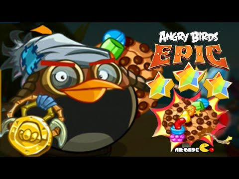 Angry Birds Epic Lucky Candy Bomb Cure Cavern Cave 6