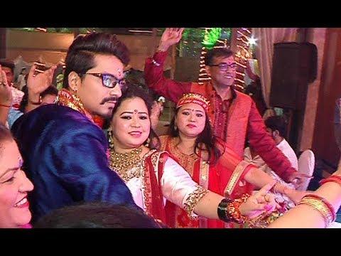 Bharti Singh Wedding Video - Mata Ki Chowki - Full Video HD