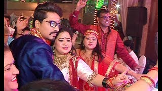Bharti Singh Wedding Video - Mata Ki Chowki - Full Video HD