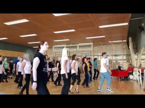 Simple - Line Dance - by Patrick Hering (Demo)