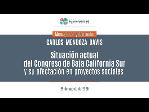 Situación actual del Congreso de Baja California Sur y su afectación en proyectos sociales.