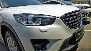 Mazda CX-5 2.2 Diesel SkyActiv-D Тест драйв и обзор