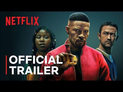  Refrain  Project Power starring Jamie Foxx   Official Trailer   Netflix   Rap Song  Refrain 