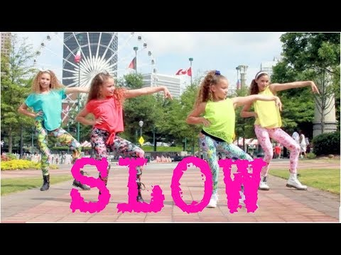 FIFTH HARMONY WORTH IT ft. KID INK | SLOW | HASCHAK SISTERS