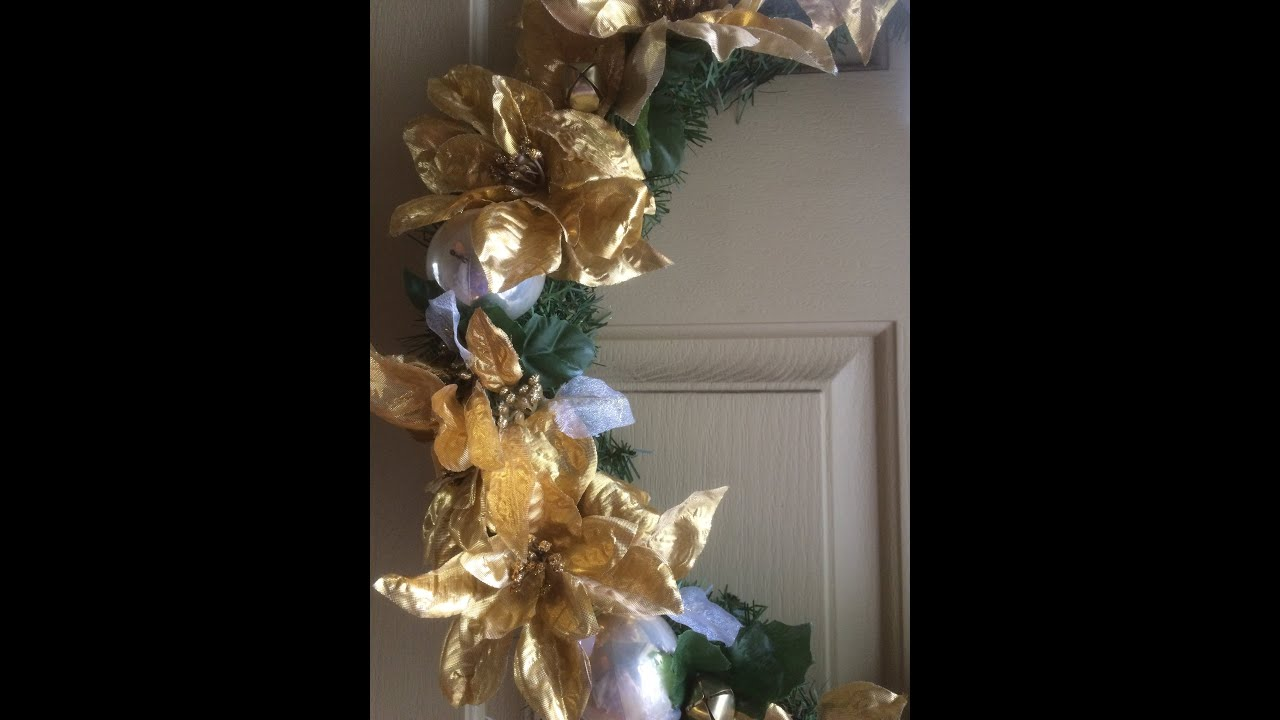 Diy christmas wreath recycled easy dollar tree do it yourself diy christmas wreath recycled easy dollar tree do it yourself solutioingenieria