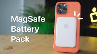 Внешний аккумулятор MagSafe BatteryPack